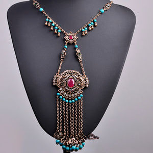 Jewelry - New Statement Boho Long Necklace